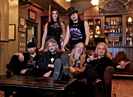 Nightwish Floor Jansen Art Romanticism 夜愿 芙洛·杨森 艺术 浪漫主义 Yalan雅岚 黑摄会